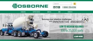 Osborne Industries Launches New Website