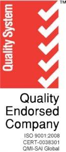 ISO 9001 Cert
