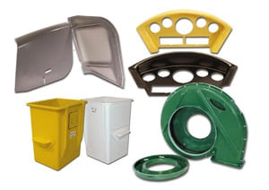 Thermosetting Plastic Parts | Uses for Thermosetting Plastics