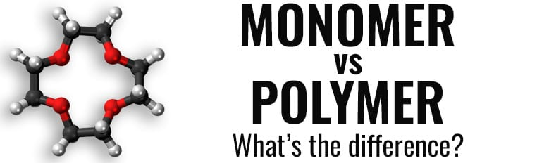 Monomer vs Polymer: What's the Difference? | Osborne Industries