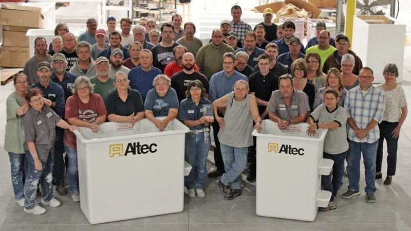 Altec Supplier Summit Award Winner | Altec Equipment