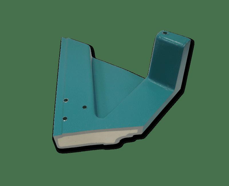 Foam Core Inserts | custom plastic molding
